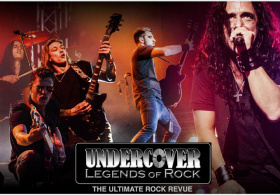 Undercover : Legends of Rock