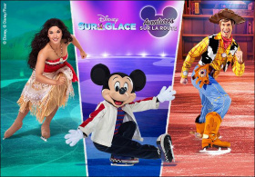 Disney On Ice presents Road Trip Adventures (in French)