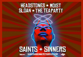 Saints and Sinners 2021 Tour